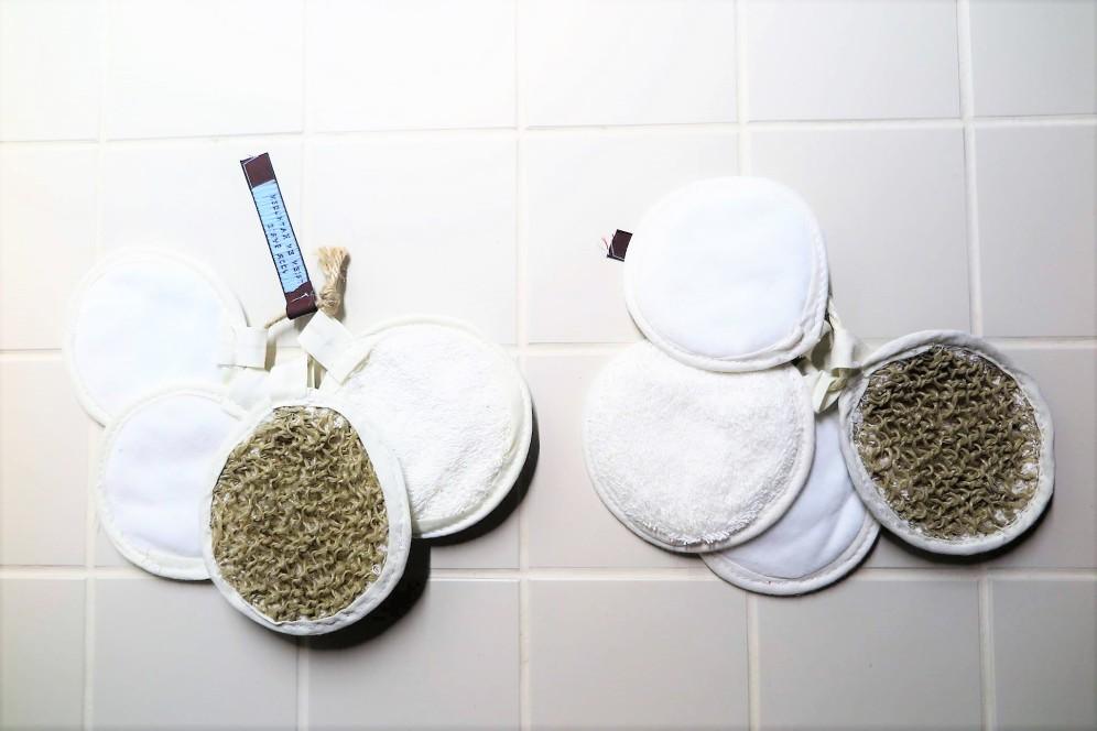 watjes en schoonmaakdoekjes zelf maken