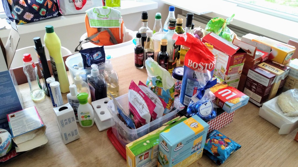 keuken opruimen - Nele Colle - opruimcoach